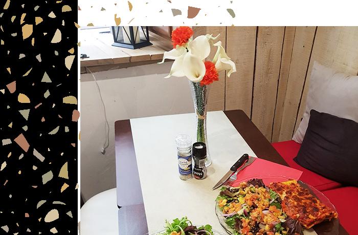 Le Restaurant - Un coeur en Provence - Saint-Paul de Vence